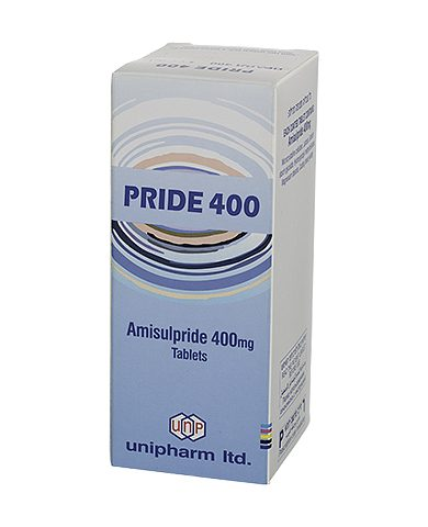 pride 400