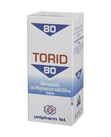 torid 80