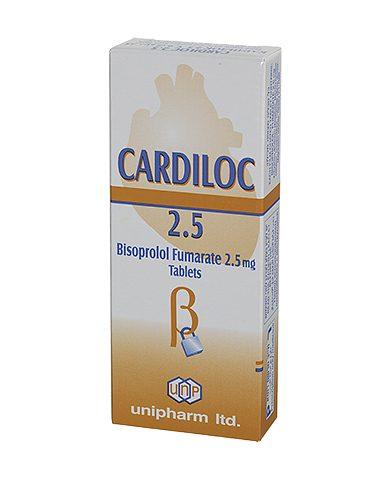 cardiloc 2.5