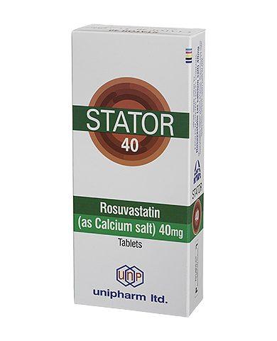 stator 40