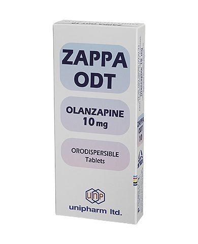 zappa odt 10